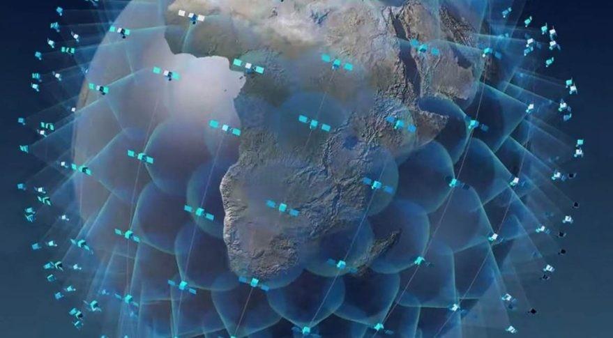 Spacecraft network